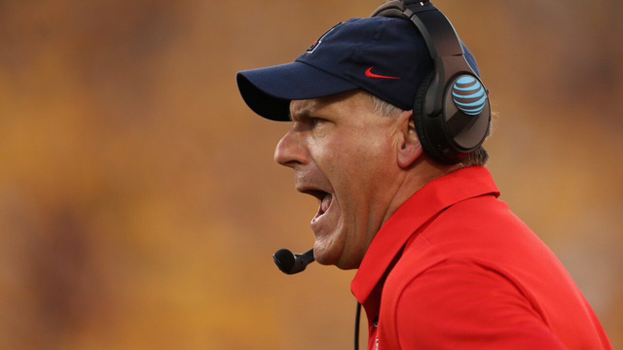 Rich Rodriguez to address national convention