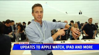 Tech Smart: More on new Apple products announced last week