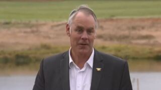 Report: Grand jury looking into whether Zinke lied to federal investigators