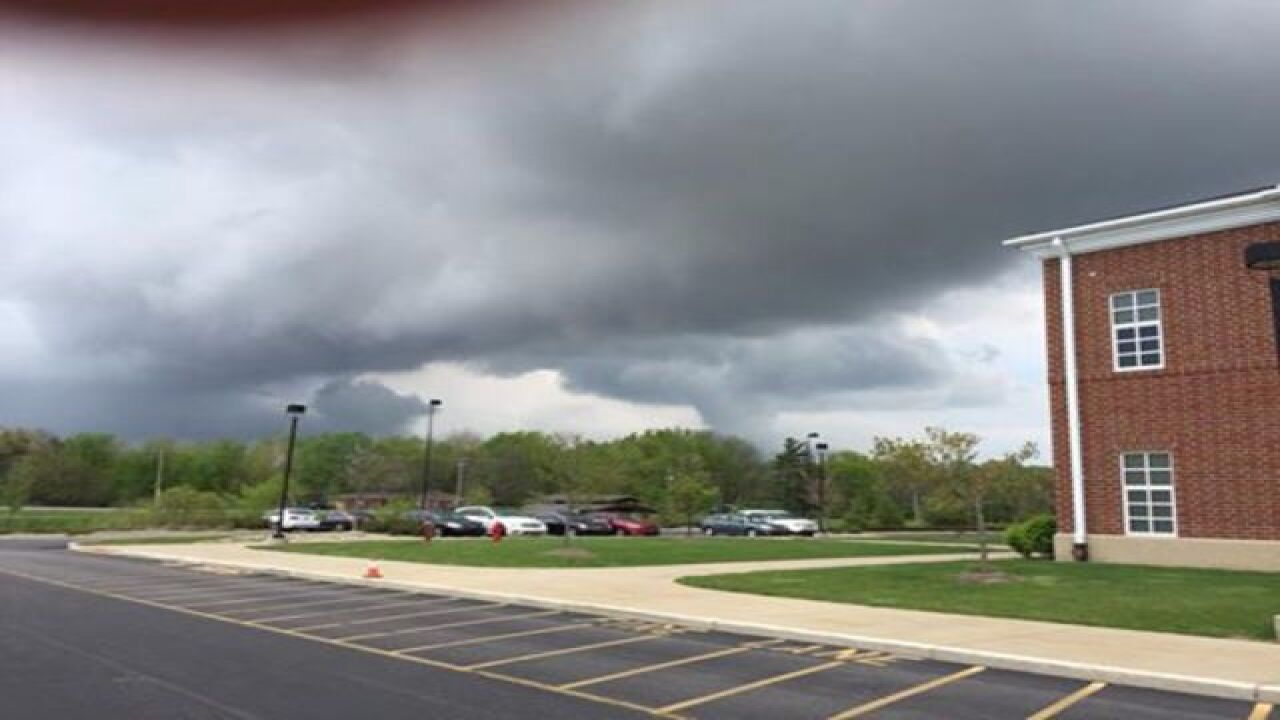 PHOTOS: Tornado and funnel clouds