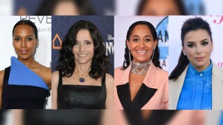 Celebrities speaking, performing at Democratic National Convention