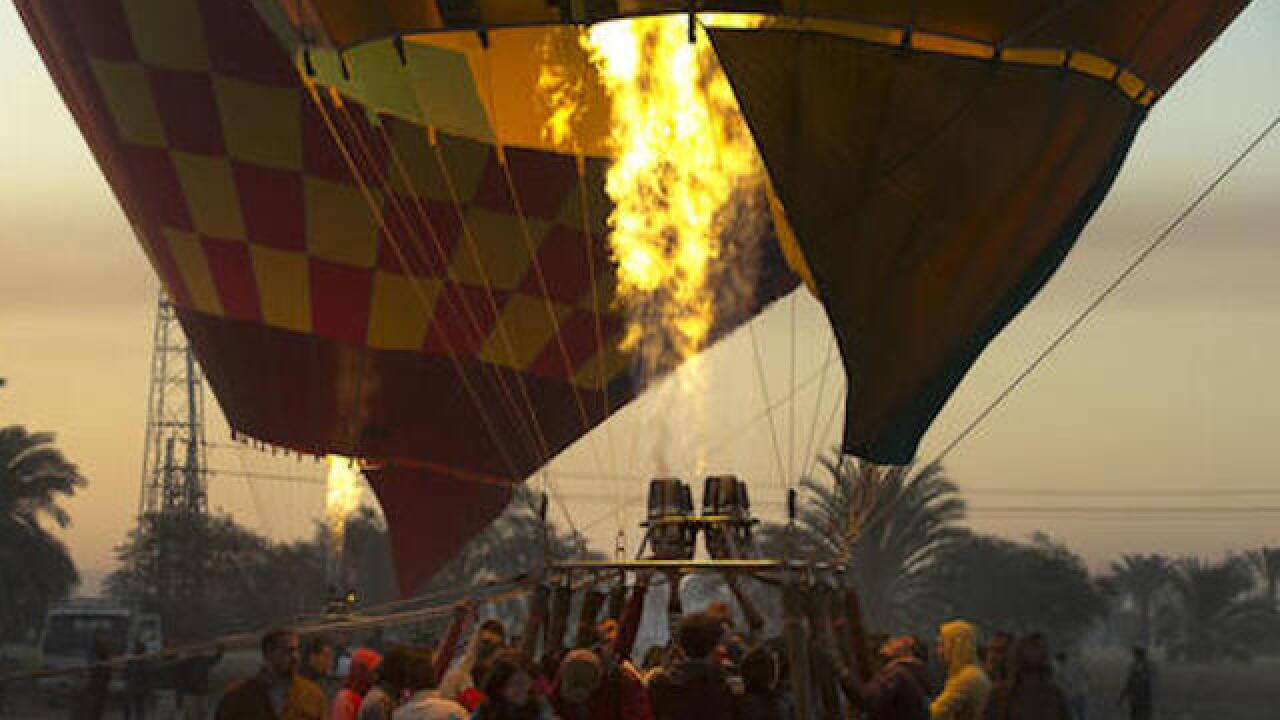 FAA ignored safety recommendations on hot air balloons
