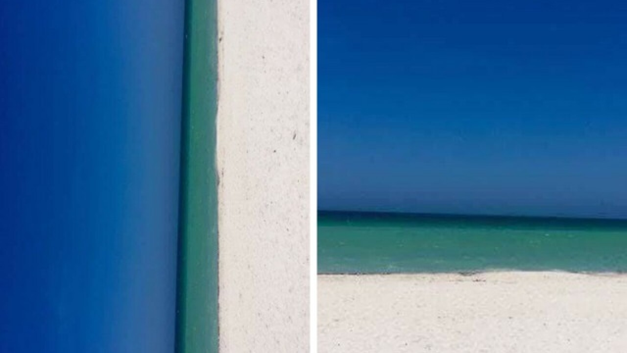 Beach or door? Another meme is tearing the internet apart