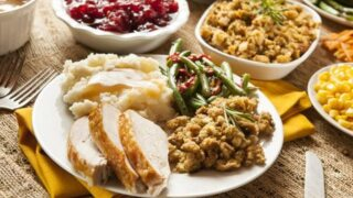 The most popular Thanksgiving side dish in every state