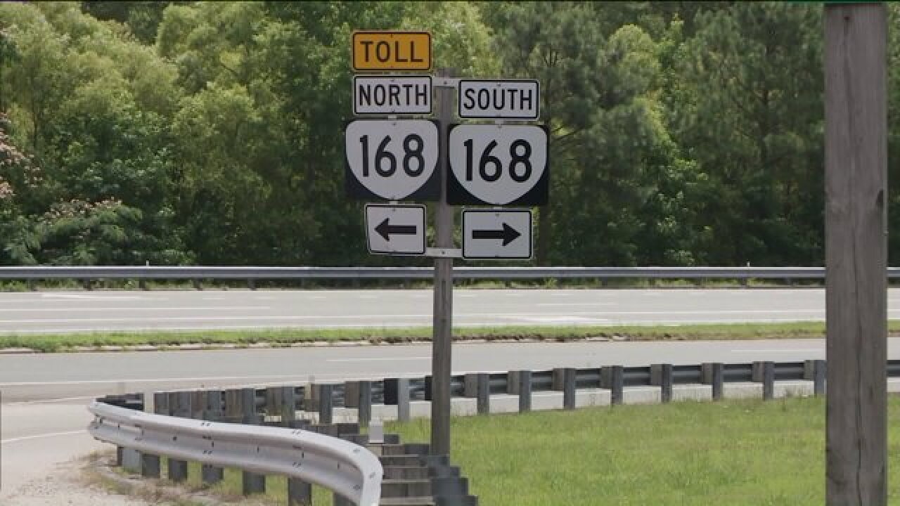 Chesapeake Expressway speed limit up for discussion among mayor, citycouncil