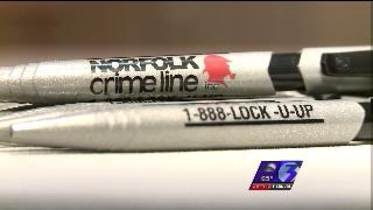 Norfolk Crime Line Celebrates 30 Years of Taking Action Against Crime