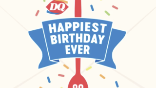 Dairy Queen celebrates 80 years with 80-cent Blizzard BOGO promotion