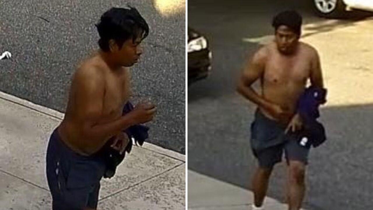 Queens attempted rape suspect