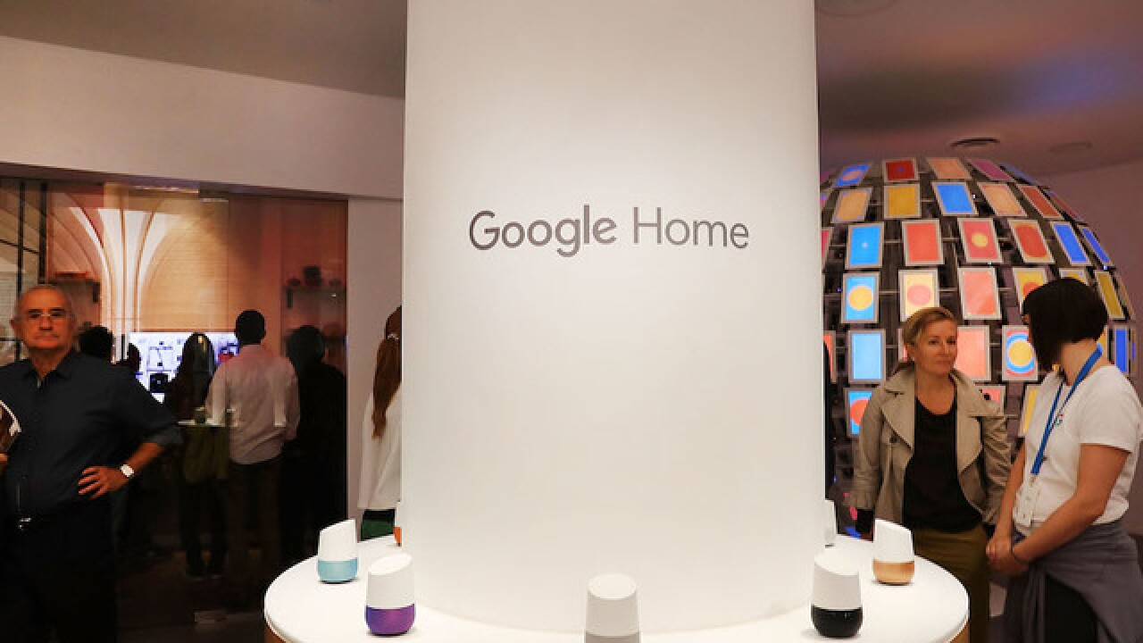 Google Home now recognizes your individual voice