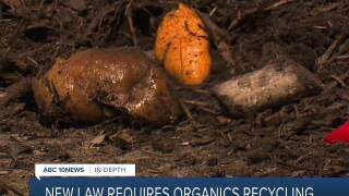 New California law requires organic recycling starting Jan. 1