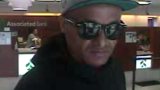 Associated Bank Robbery Suspect