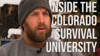 The Survival University is designed specifically for aspiring mountain men and women