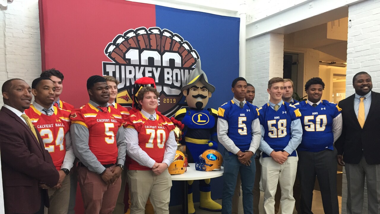Turkey Bowl 100 Announcement