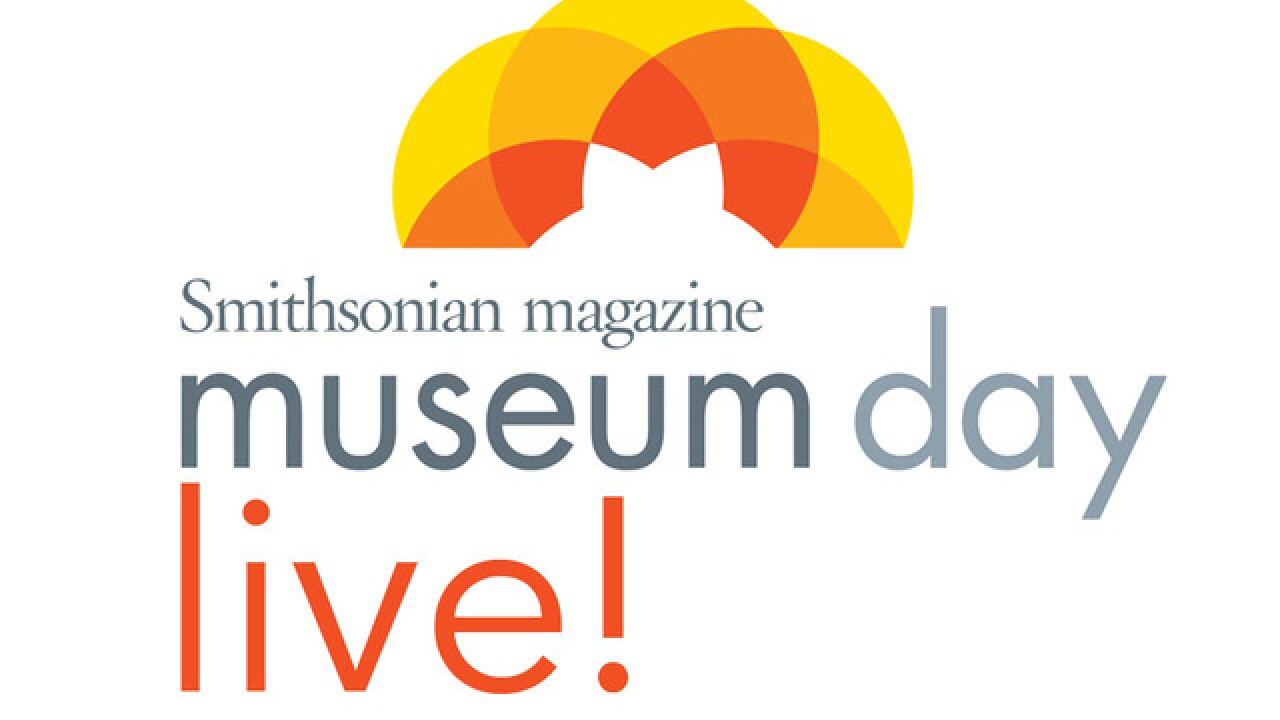 Museum Day Live! offers free museum access Saturday at select museums