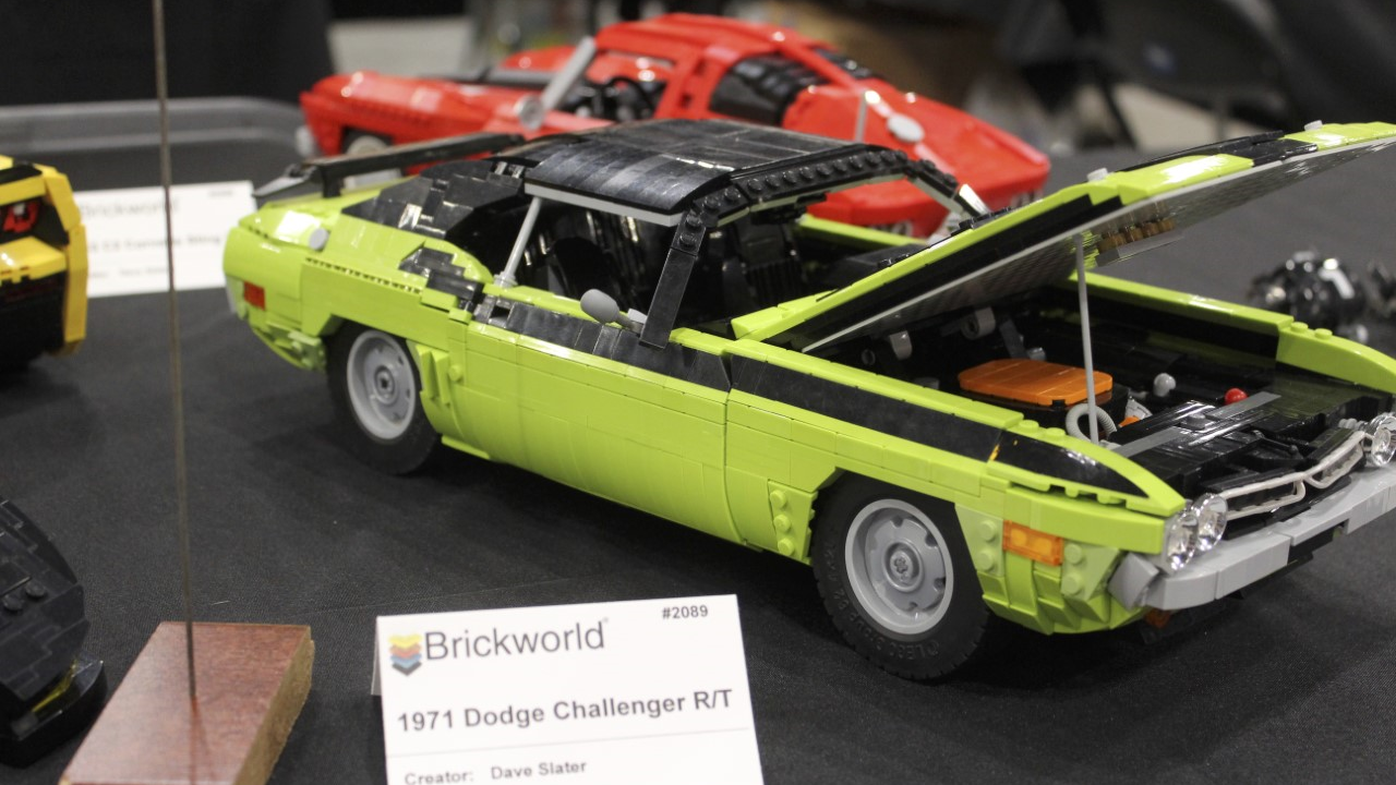 Brickworld brings bricks to the world with four new online LEGO expos in 2020