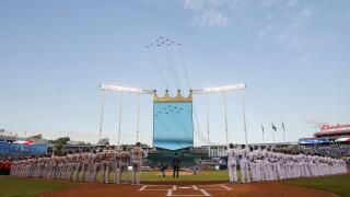 ALDS Angels Royals Baseball