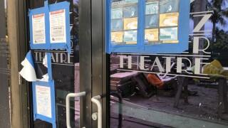 Maltz Jupiter Theatre Entrance