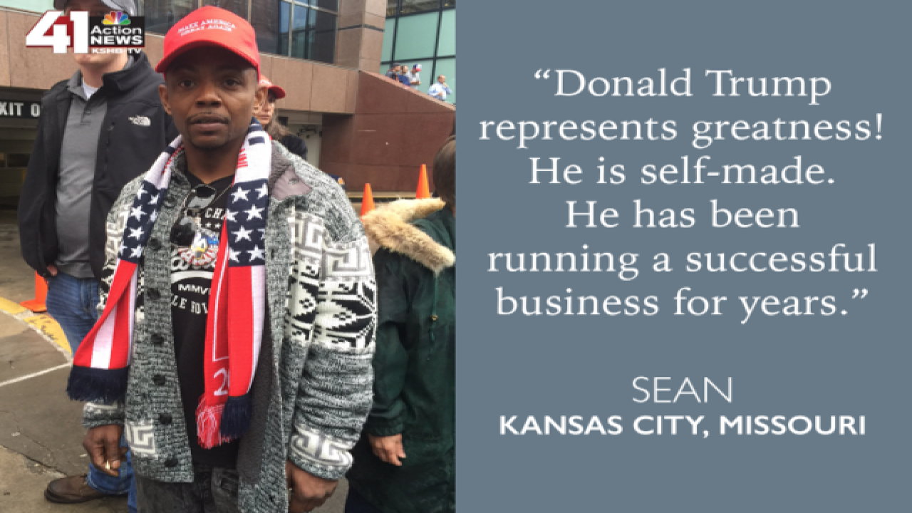 10 people explain why they support Donald Trump