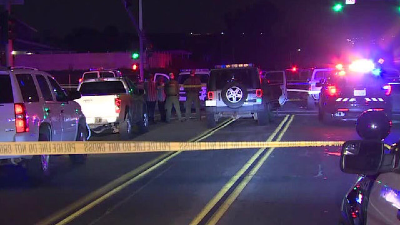 Police shoot, kill man in front of neighbors