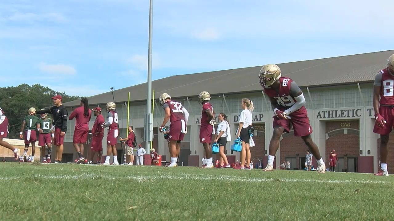 Florida State kicks off day one of fall camp Friday