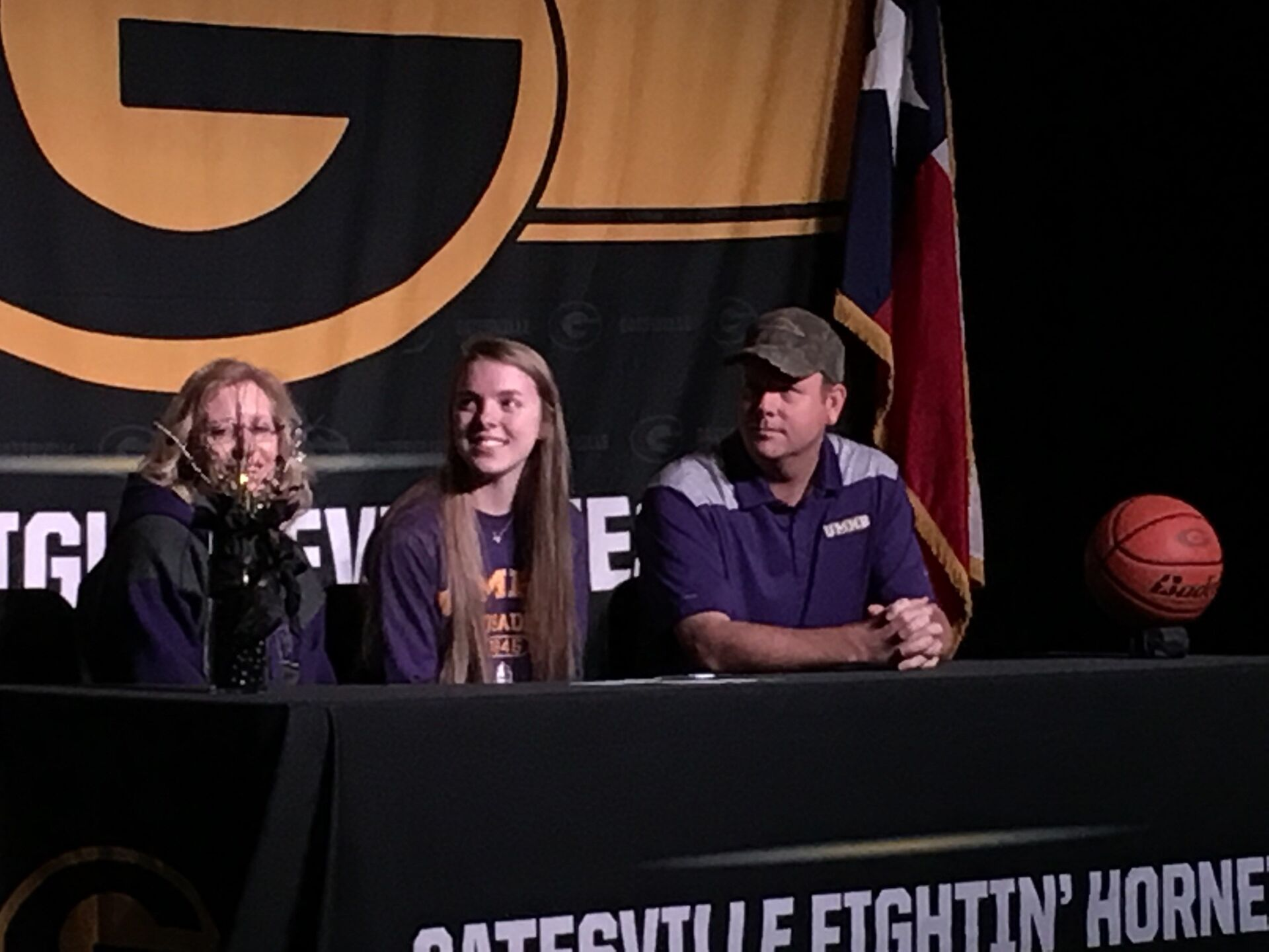 Gatesville National Signing Day