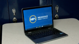 New Chromebooks for MPS middle school kids
