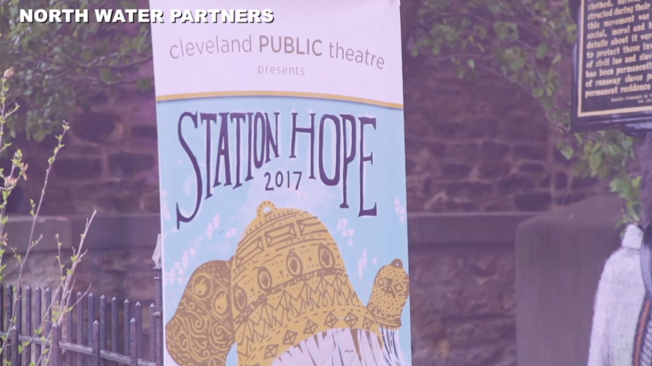 Cleveland Public Theatre's 'Station Hope' event goes virtual, continues conversation about social justice