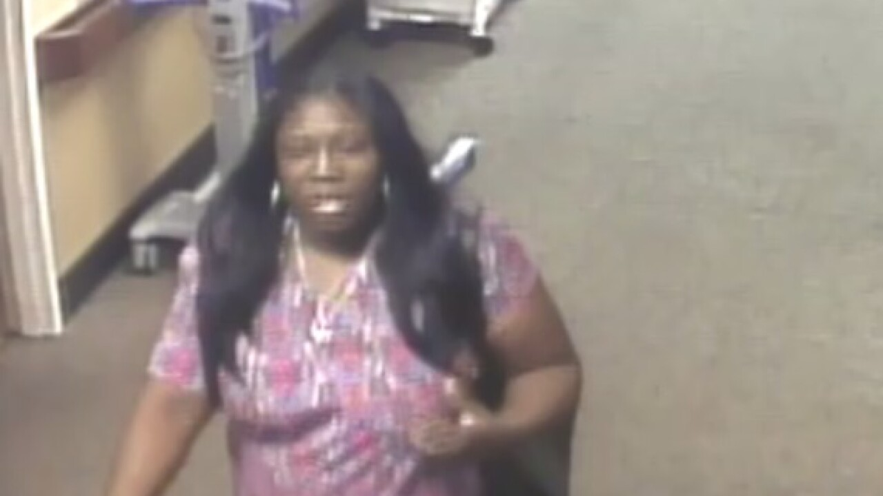 2 women stealing from senior facilities