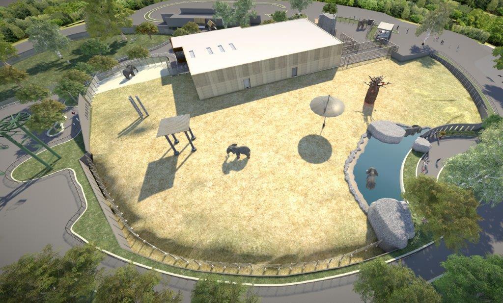 Aerial, elephant yard.jpg