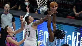 Celtics Heat Basketball
