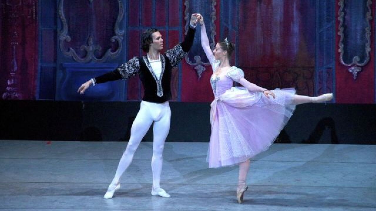 Moscow Festival Ballet returns to Wharton Center this January with Cinderella
