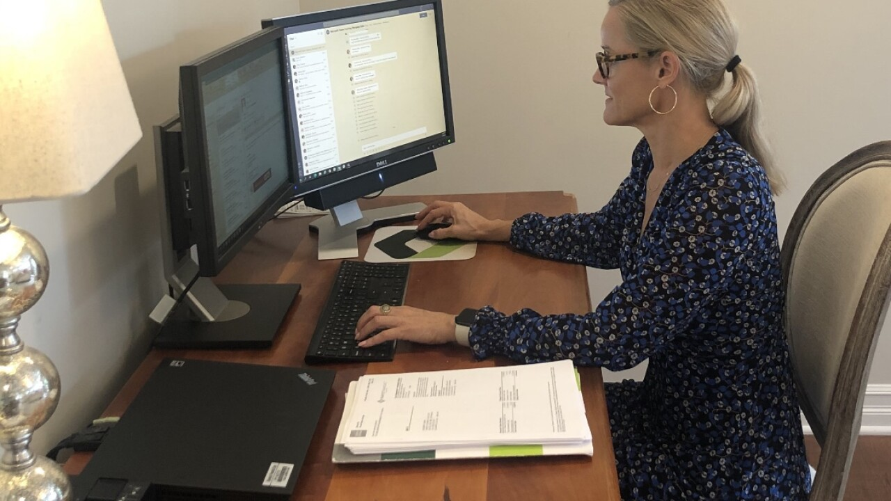 Some – not all – remote workers can get a tax break