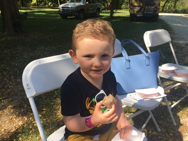 PHOTOS: Indy Donut Festival raises money for pediatric cancer research