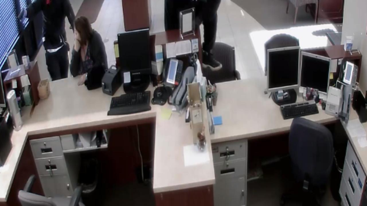 Bellevue Bank Robbers 3705 Twin Creek Drive