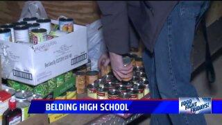 Food Fight Fridays: Belding HighSchool