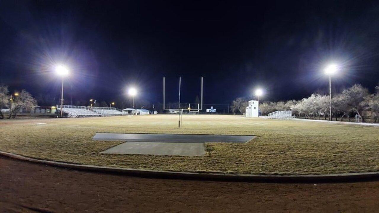 Malta High School football field.jpg
