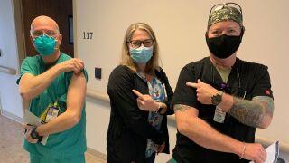 Montana VA Covid vaccine program