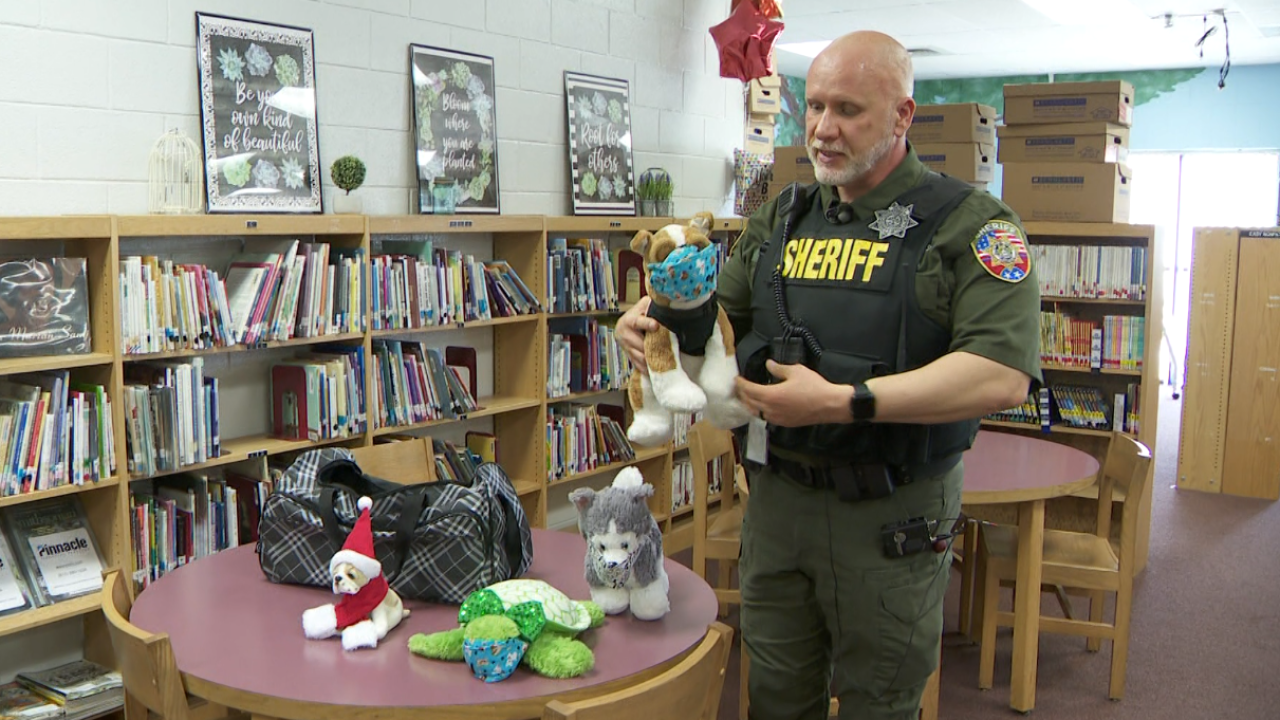 School resource officer, 4th grader team up to create book