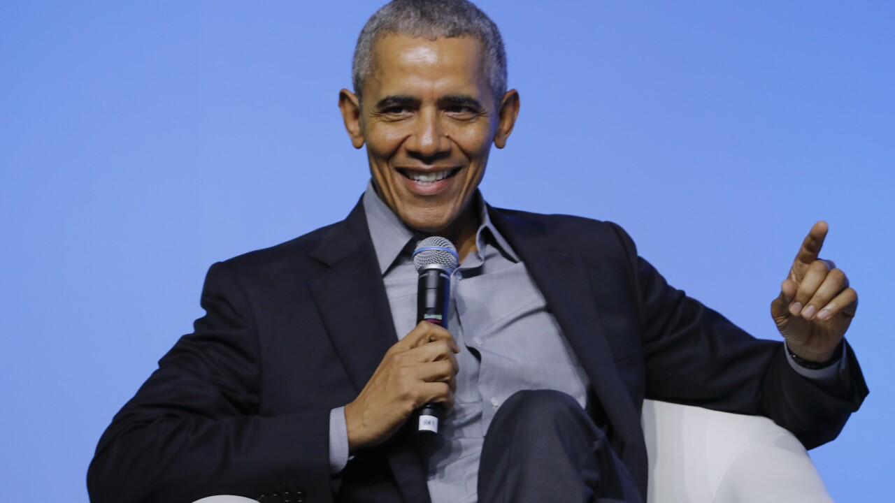 Obama raises $7.6 million at fundraiser for Biden's campaign