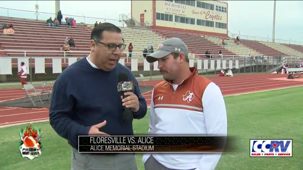 Hey coach segment with Alice's Kyle Atwood