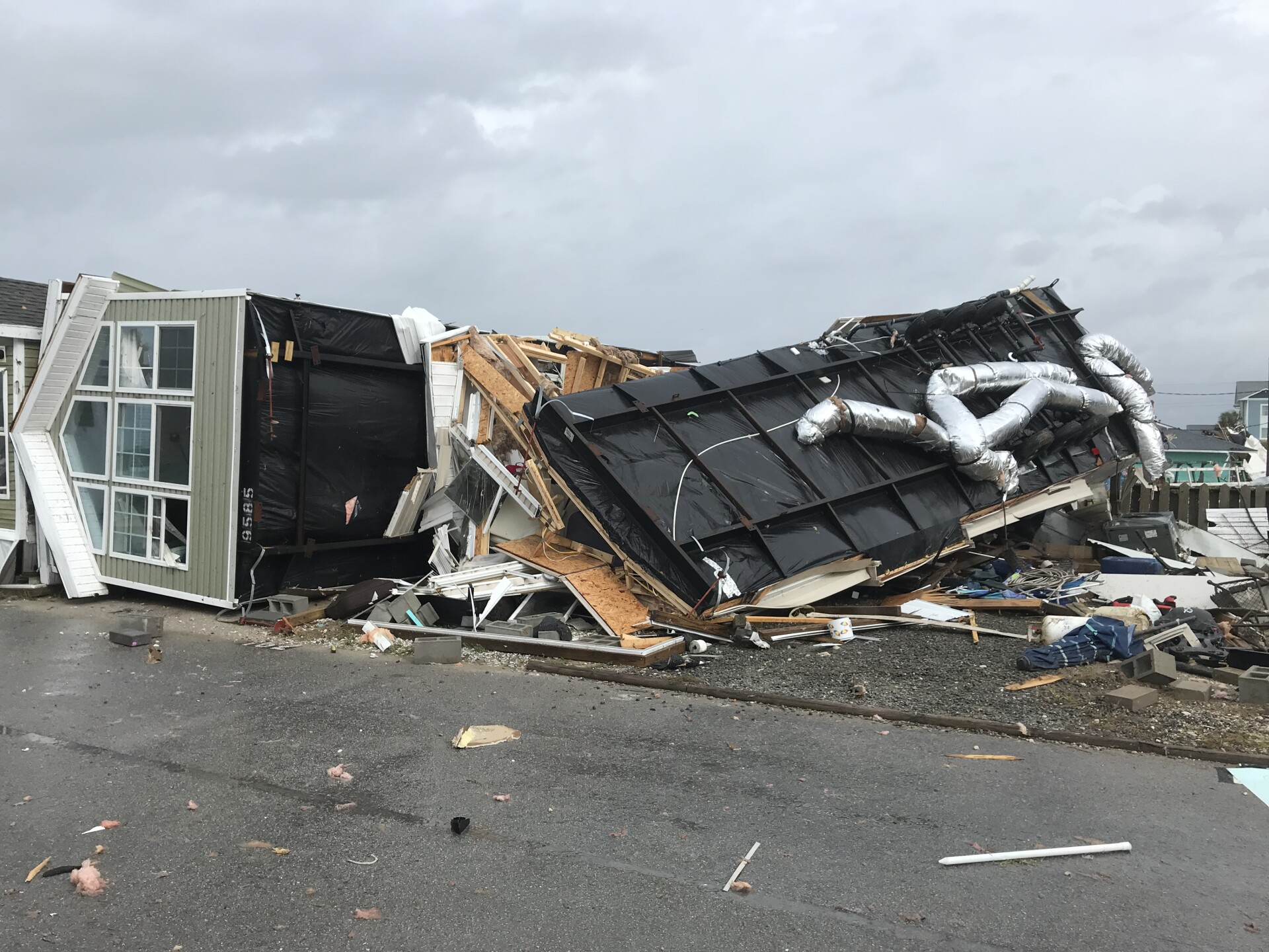 Photos: Hurricane Dorian whips Charleston and spawns tornadoes in the Carolinas