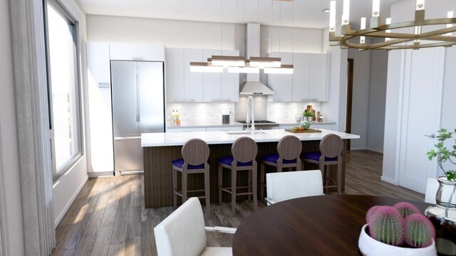 Prime Location Alert: Unit in the brand-new downtown Birmingham mid-rise could be yours for $546k