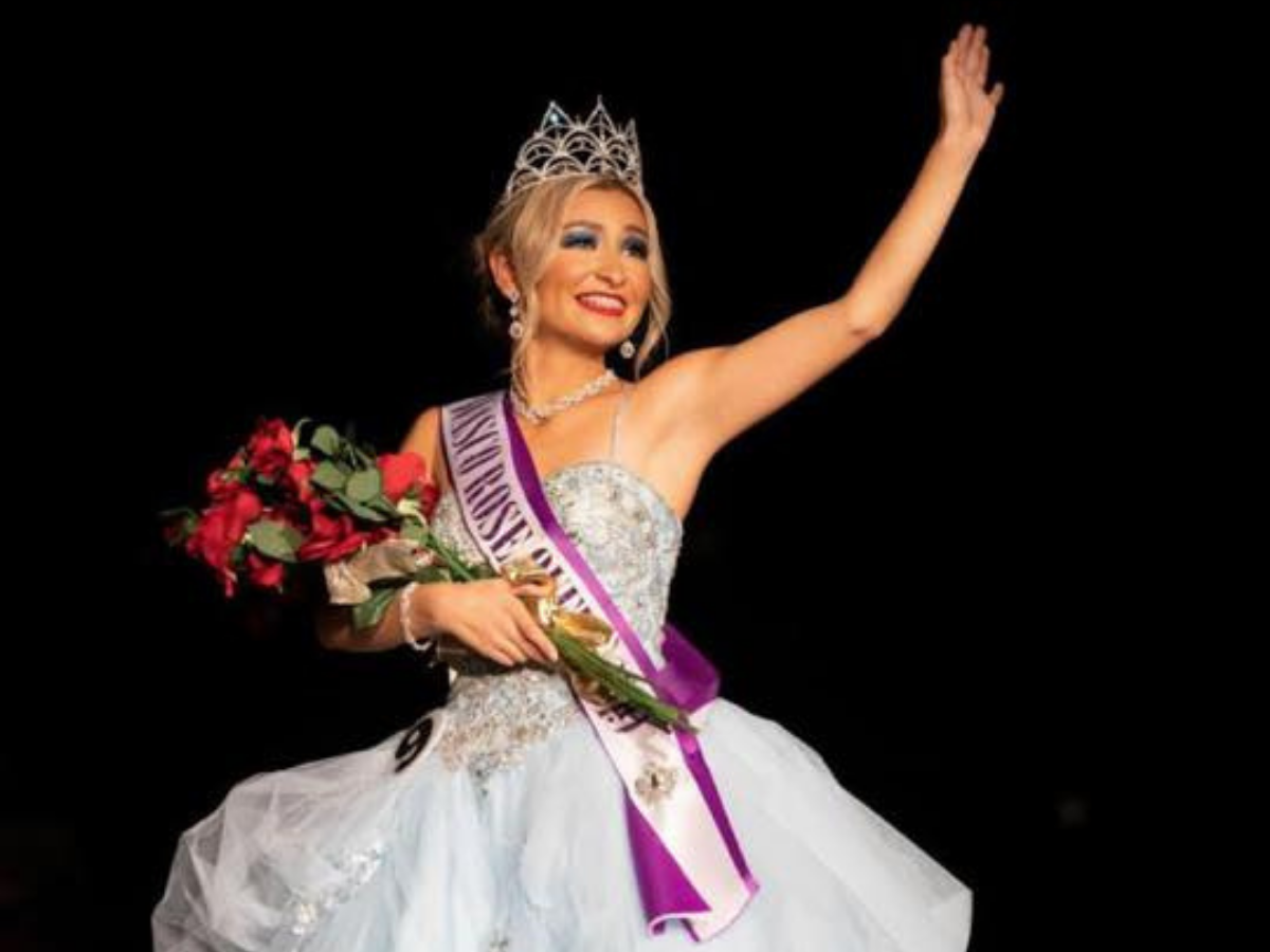 Wasco Rose Pageant Queen 2019