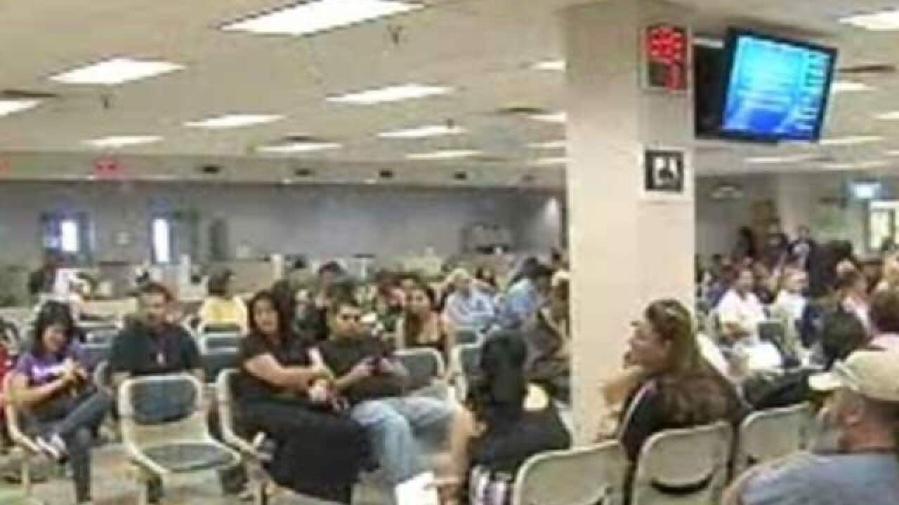 State reports shorter wait times at MVD offices