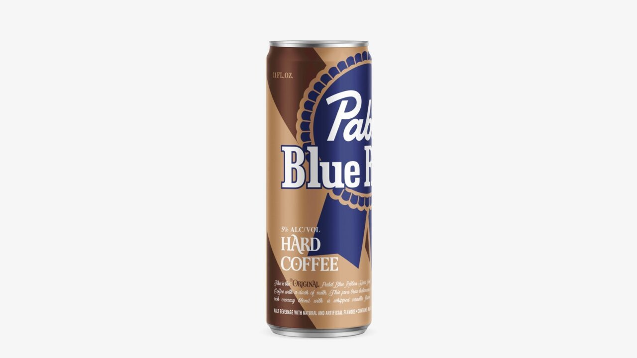 Pabst Blue Ribbon releasing limited-supply spiked coffee in 5 states