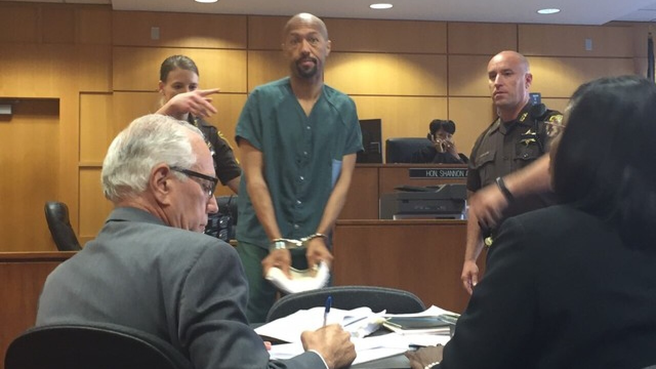 Probable cause hearing scheduled for Pugh