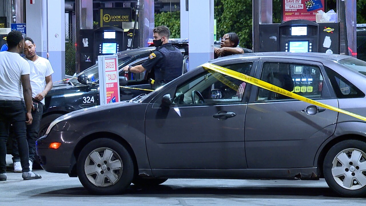 One person killed, two others shot at Rapid Stop in Cleveland.