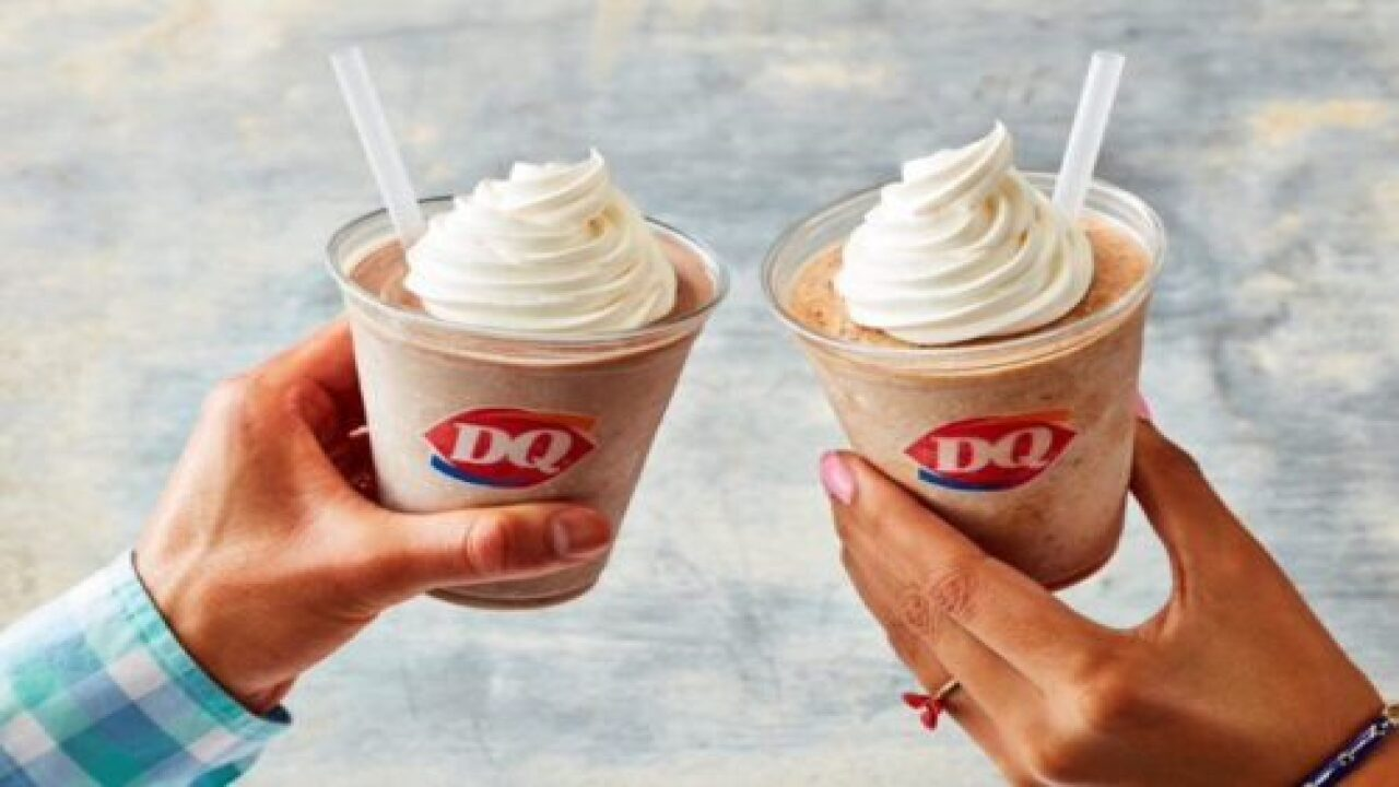 Dairy Queen's New Fall Shake Mixes Pumpkin Flavor With Spiced Cookie Butter