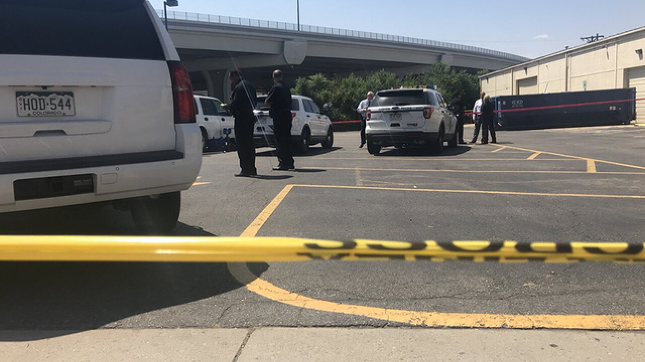 3 people found dead near I-25 and Broadway last week were killed by gunshots, Denver coroner says