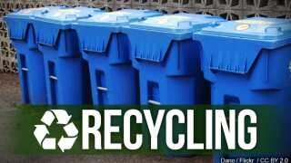 Weather Creates Problems At Lexington Recycling Center